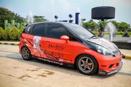 Honda Jazz I-DSI